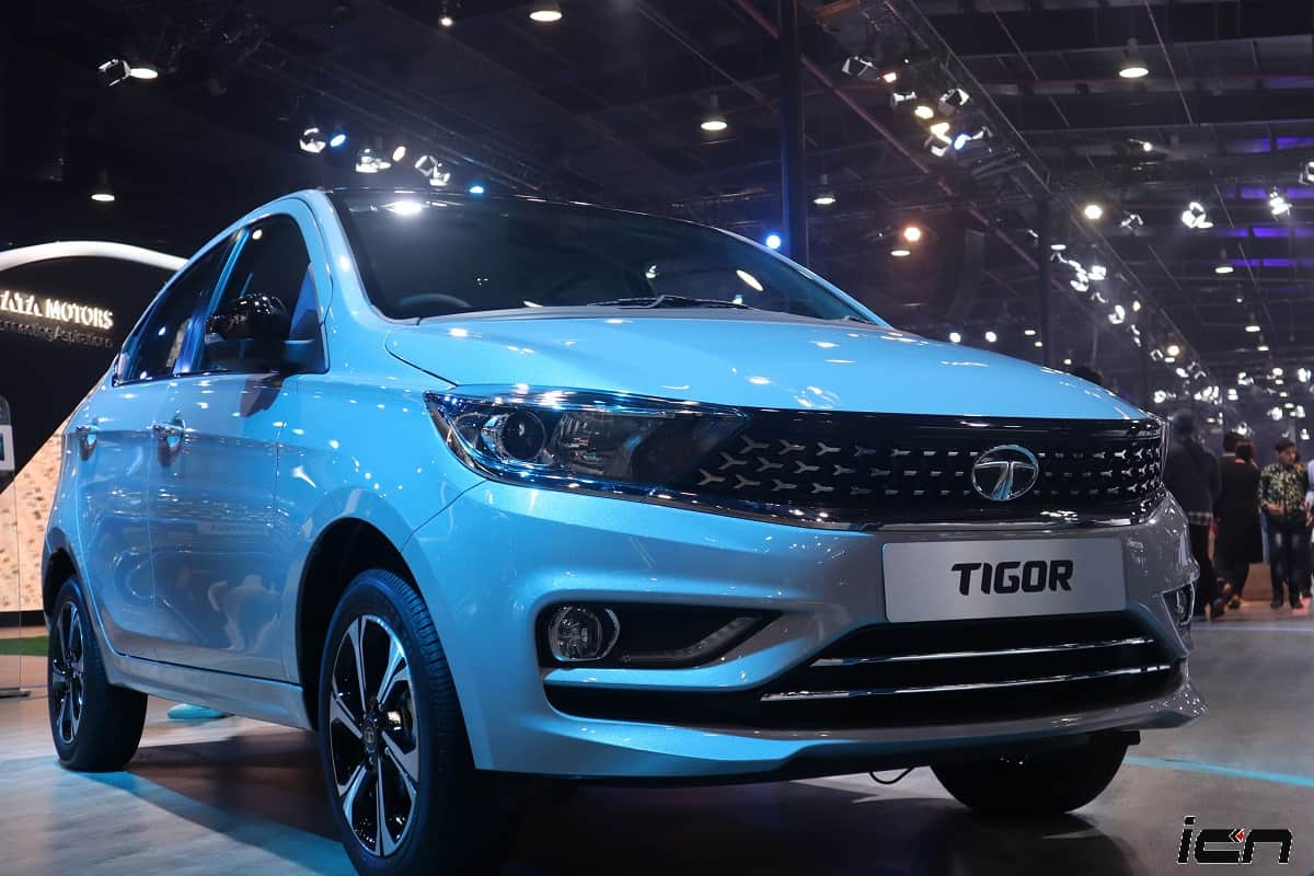 New Tata Tigor