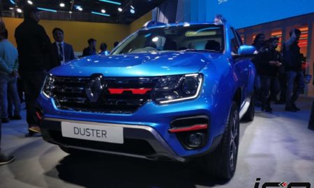 Renault Duster Turbo Petrol Power