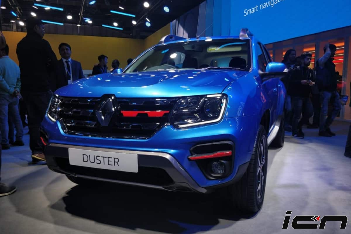 Renault Duster Turbo Petrol To Launch In April, 2020