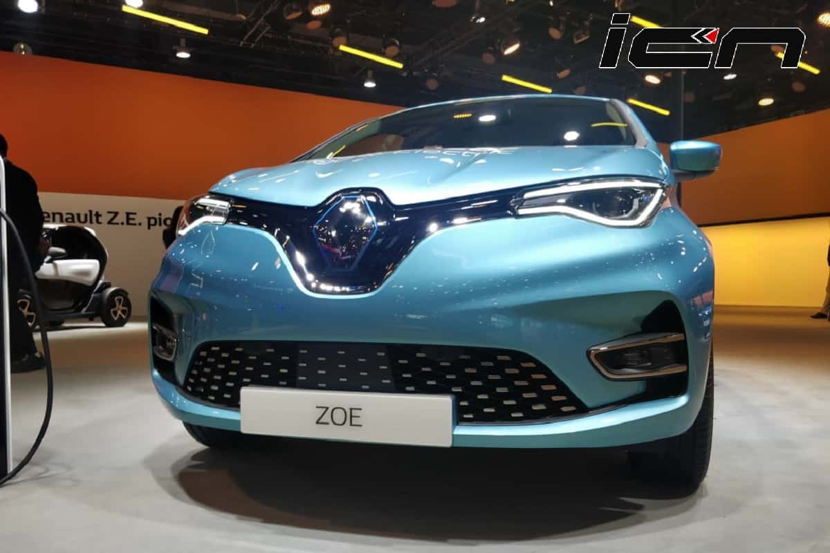 Renault Zoe Electric Range