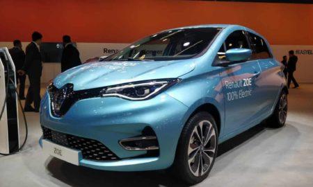 Renault Zoe India