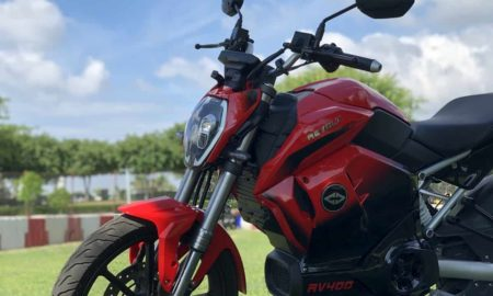 Revolt RV400
