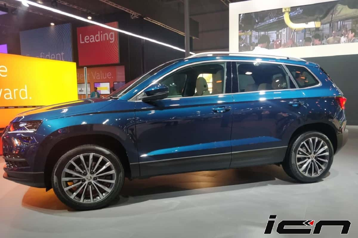 Skoda Karoq Official Bookings Open; Launch In April 2020