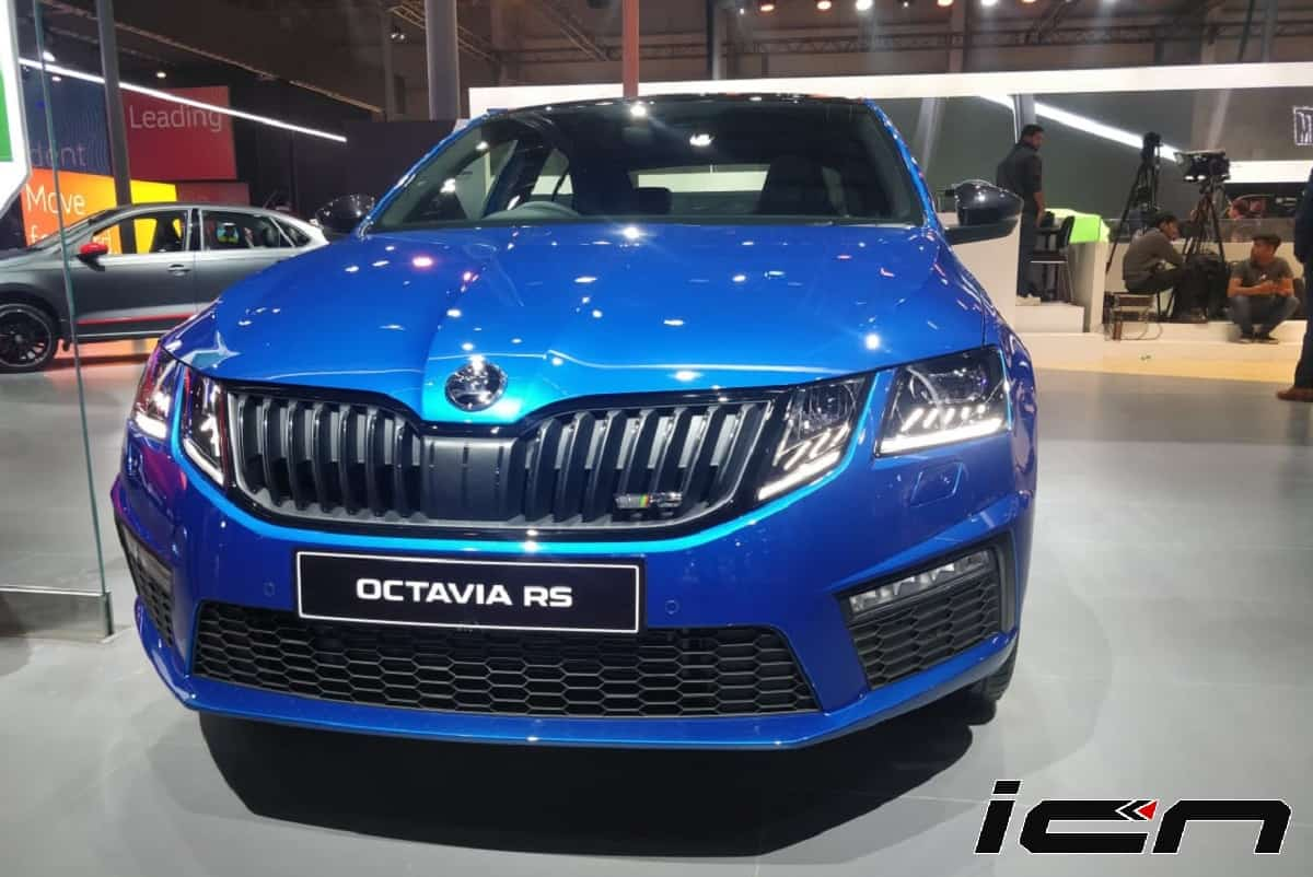 Deliveries of Skoda Octavia RS 245 Commence In India