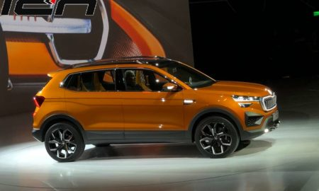 Skoda Vision IN SUV Launch
