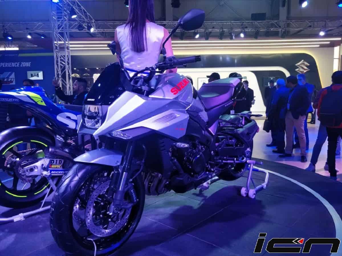 Suzuki Katana Auto Expo 2020