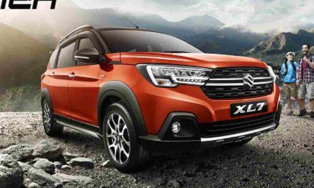 Suzuki XL7 Launched