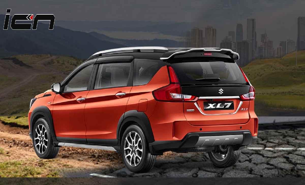 Suzuki XL7 Specs