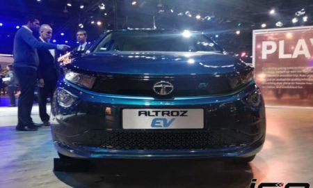 Tata Altroz EV Launch