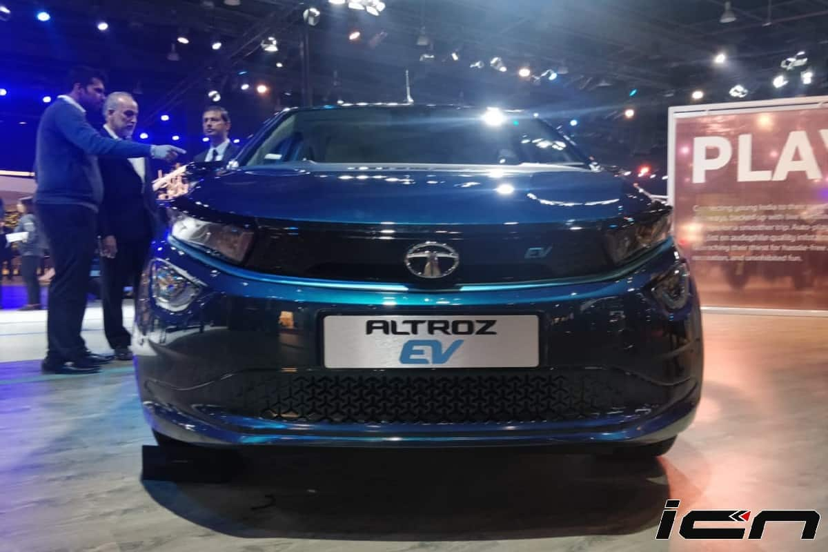 Tata Altroz EV Launch