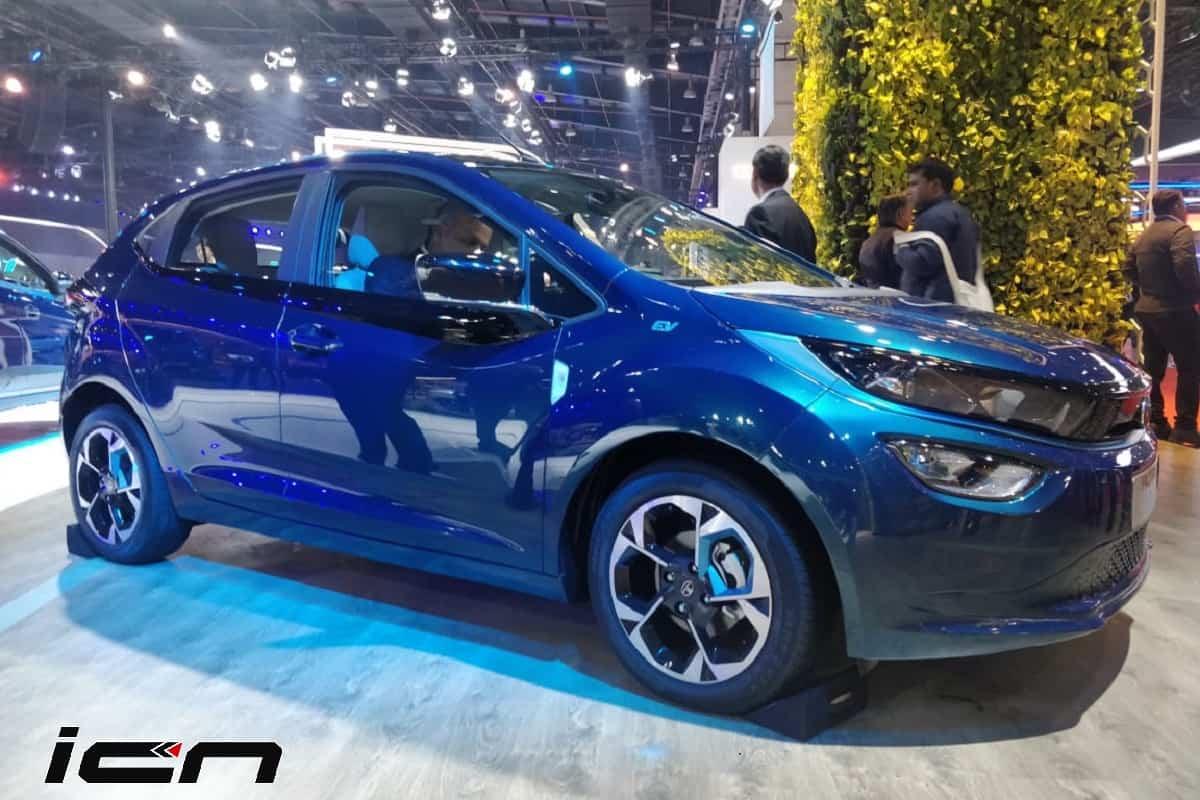 Tata Altroz EV Range