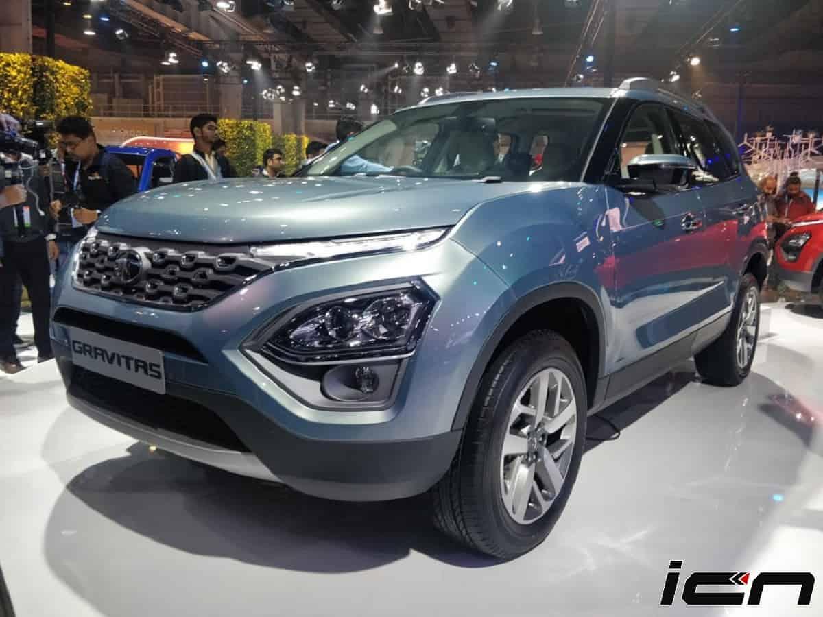 Tata Gravitas Auto Expo 2020
