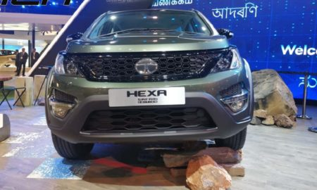 Tata Hexa Safari Edition Auto Expo 2020Tata Hexa Safari Edition Auto Expo 2020