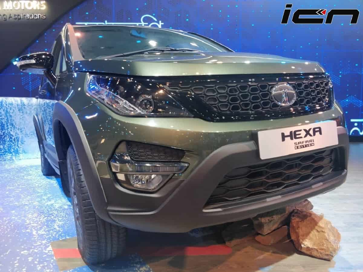 Tata Hexa Safari Edition Price
