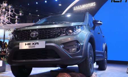 Tata Safari Edition