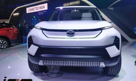 Tata Sierra SUV Auto Expo 2020