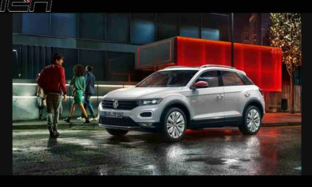 VW T-ROC Listed on Website