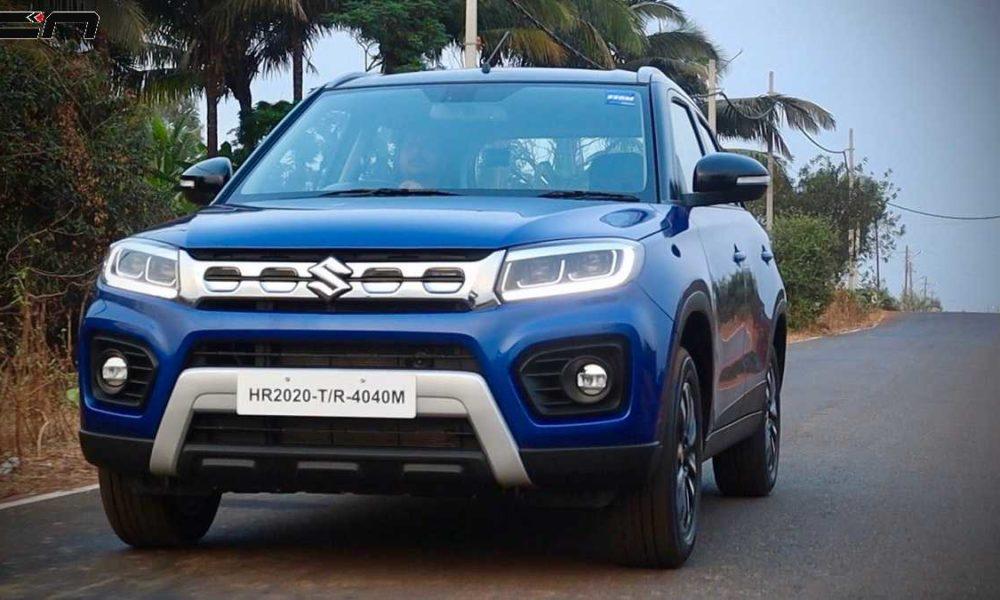 2020 Maruti Vitara Brezza Manual To Get Mild Hybrid System - India Car News thumbnail