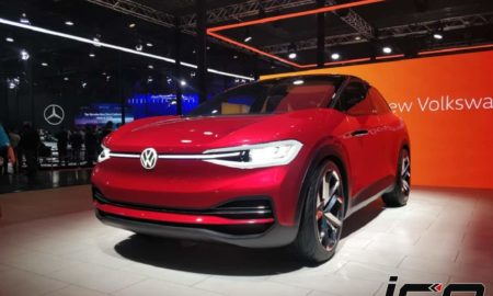 Volkswagen I.D. Crozz Launch