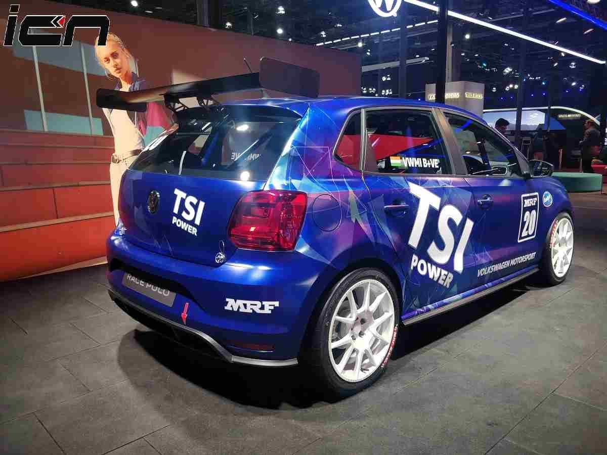 Volkswagen Race Polo Power