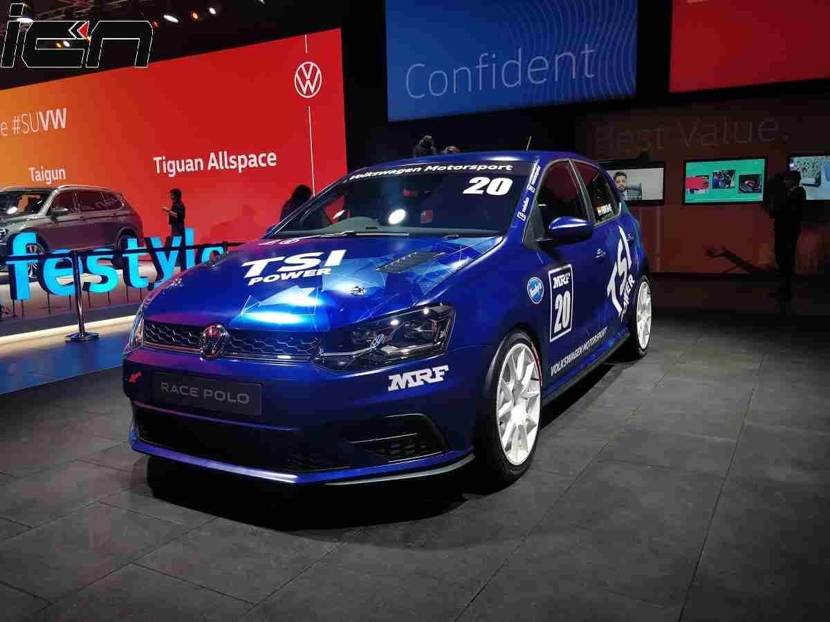 Volkswagen Race Polo Specs