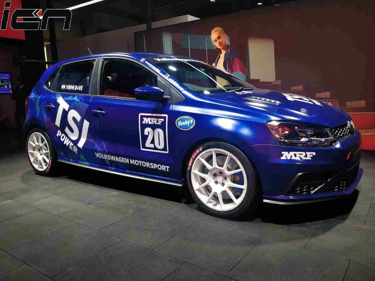 Volkswagen Race Polo Speed
