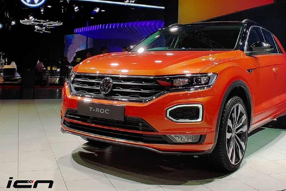 Volkswagen T-Roc Launch Date