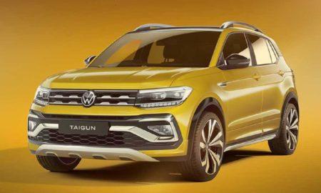 Volkswagen Taigun SUV India