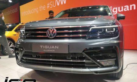 Volkswagen Tiguan AllSpace Auto Expo 2020