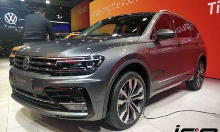 Volkswagen Tiguan AllSpace Launch