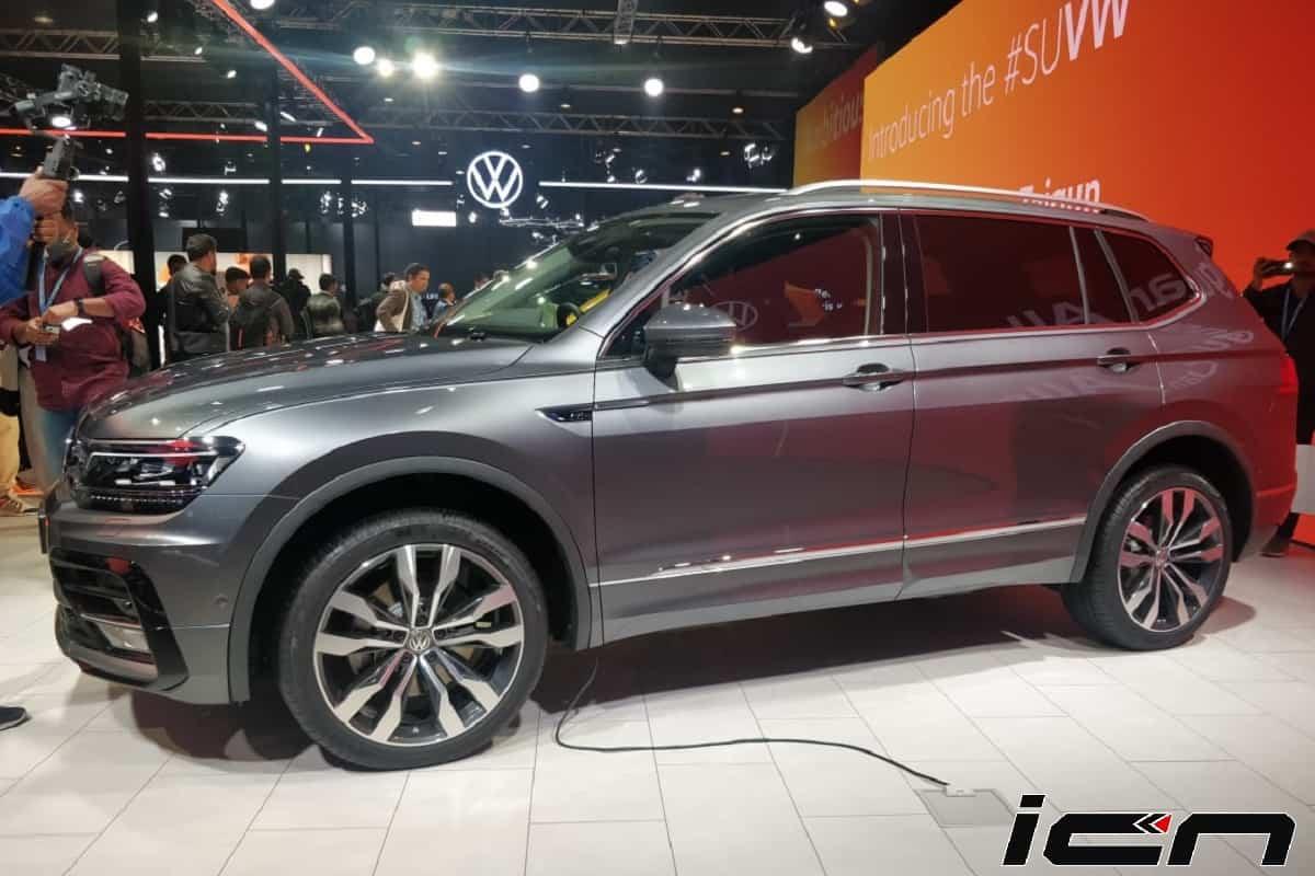 Volkswagen Tiguan AllSpace Specs