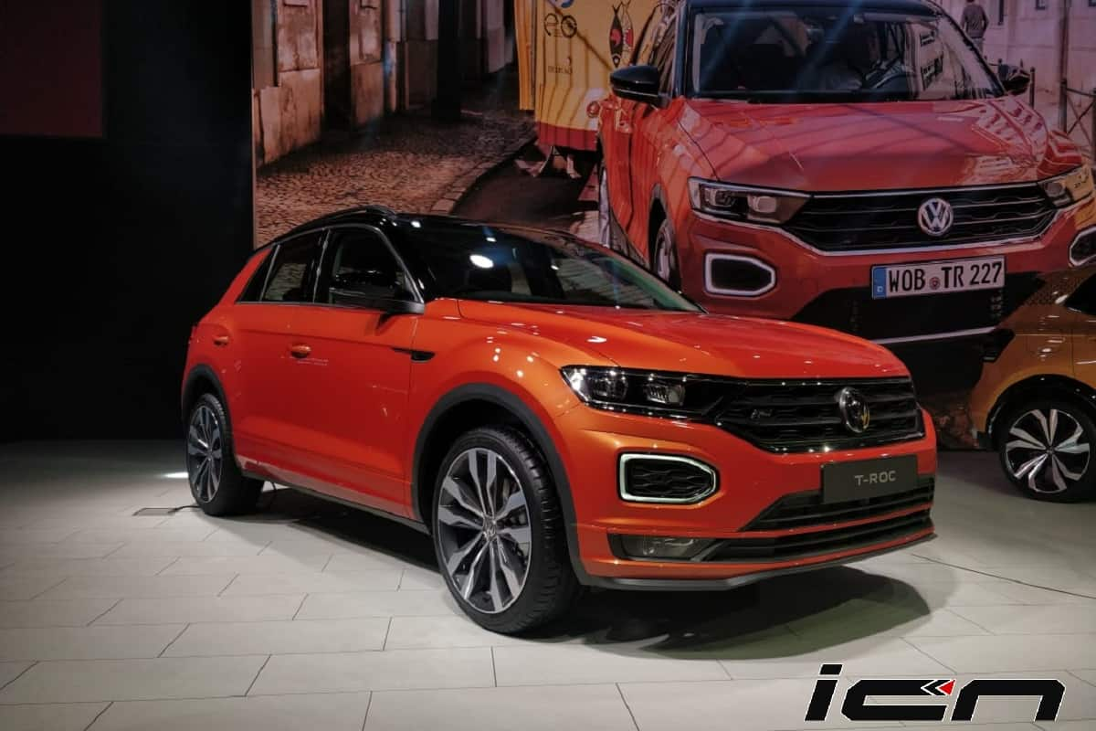 Volkwagen T-Roc Features