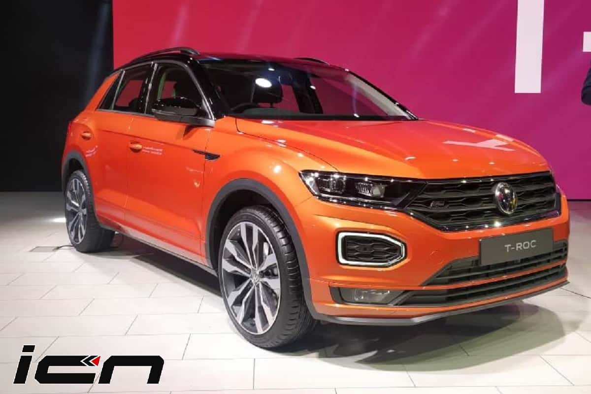 Volkwagen T-Roc Launch
