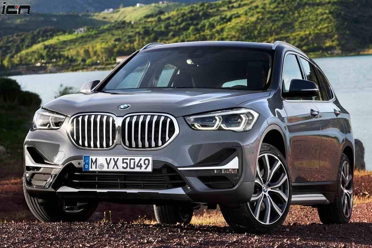 2020 BMW X1 Changes