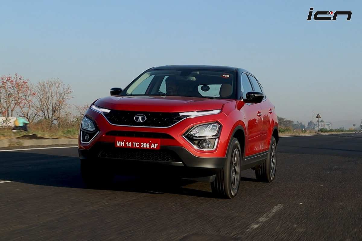 2020 Tata Harrier Review