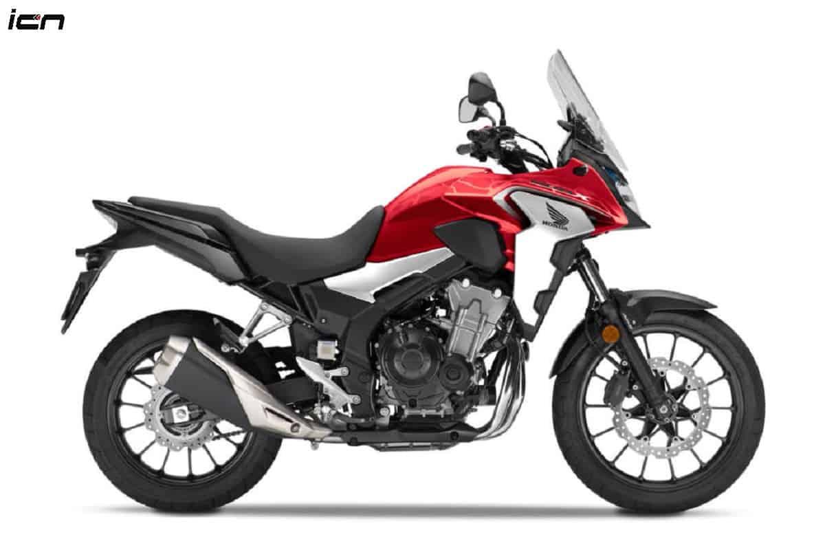 2020 Honda CB500X India