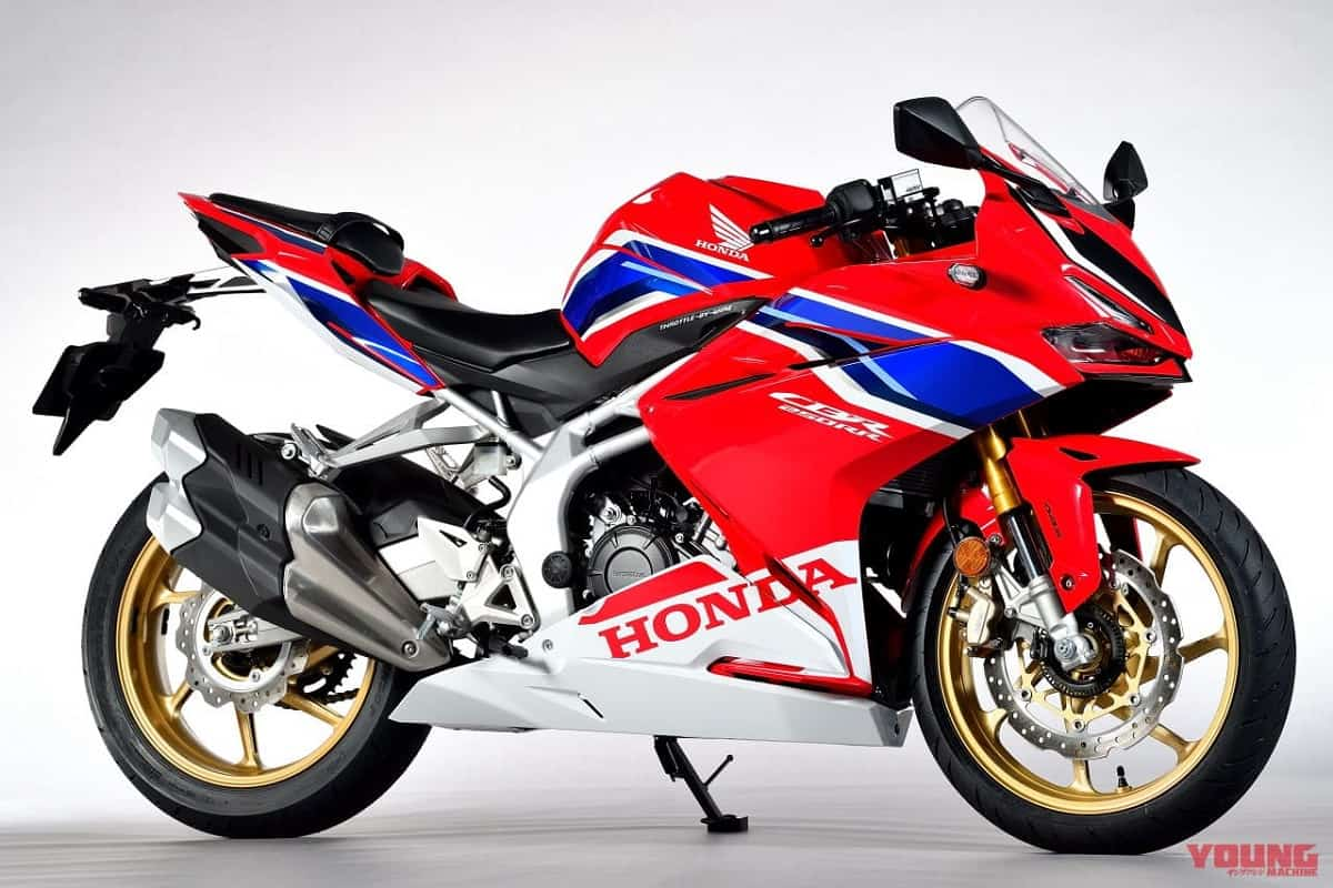 2020 Honda CBR250RR Launch