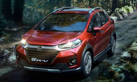 2020 Honda WRV Bookings