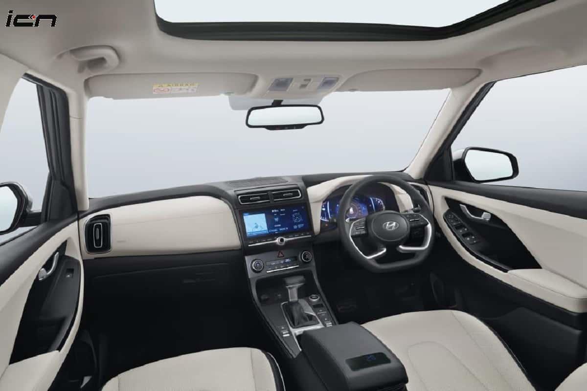 2020 Hyundai Creta Interior Details