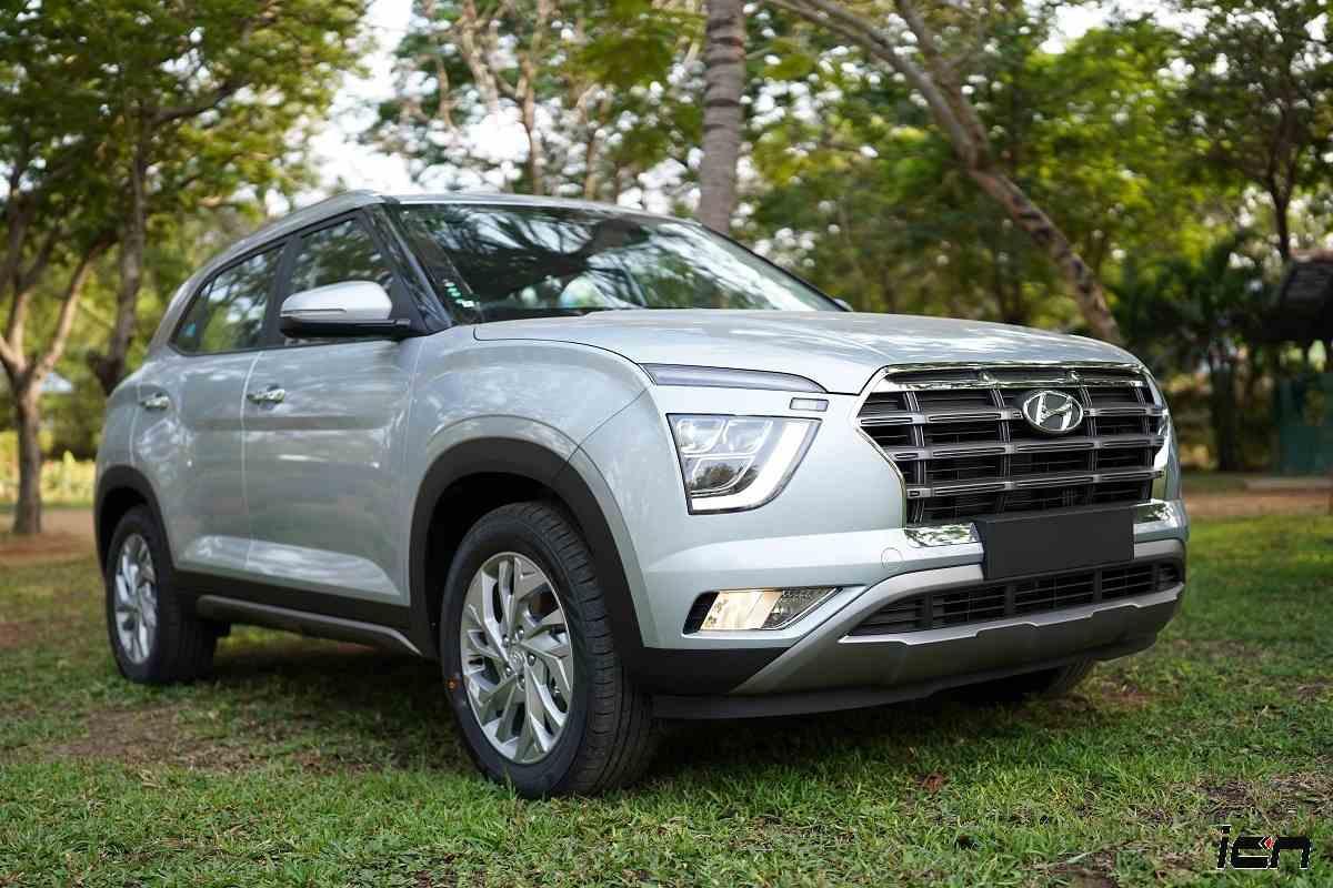2020 Hyundai Creta Milege