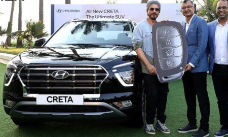 2020 Hyundai Creta Shah Rukh Khan