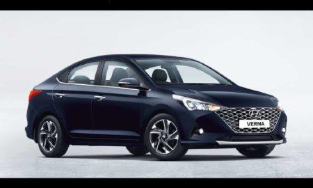 2020 Hyundai Verna Price List