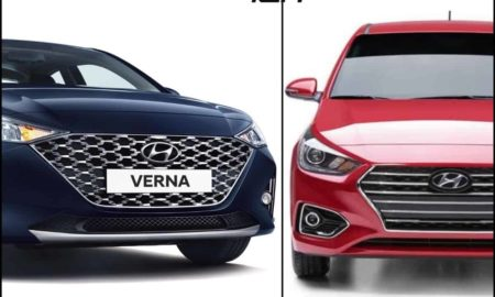 2020 Hyundai Verna Vs Old Verna