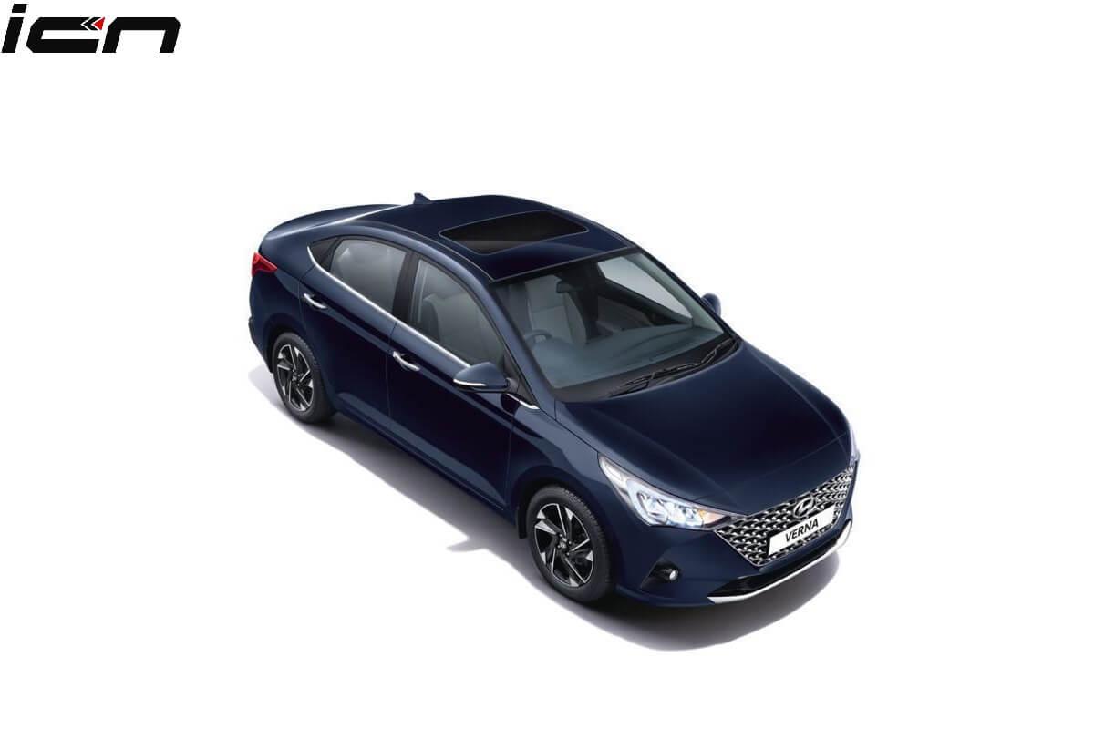 2020 Hyundai Verna facelift Launch