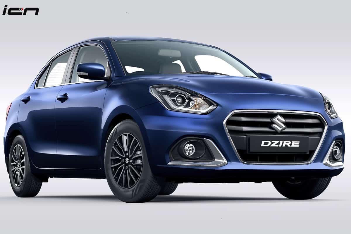 2020 Maruti Dzire Facelift Price