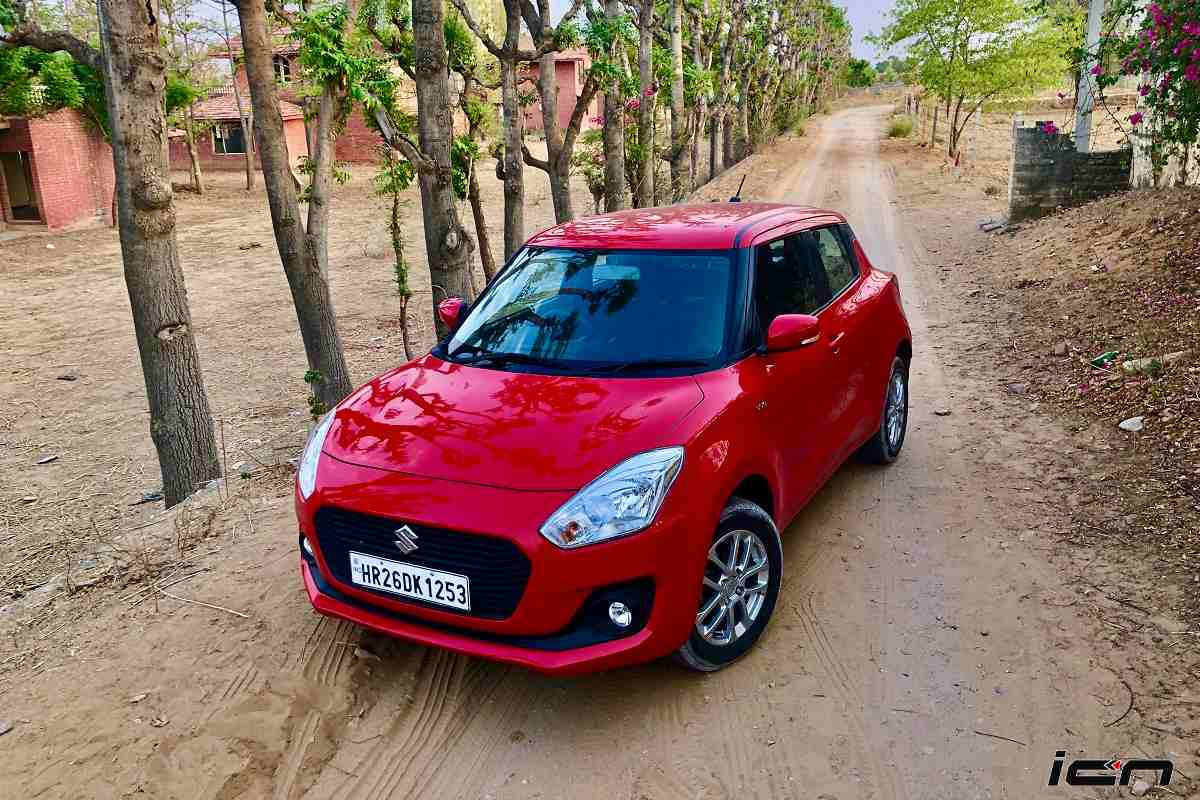 2020 Maruti Swift Facelift To Get A More Powerful Petrol Engine
