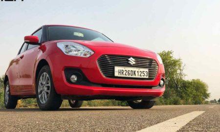2020 Maruti Swift Facelift Launch