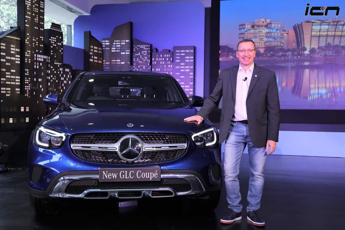 2020 Mercedes GLC facelift
