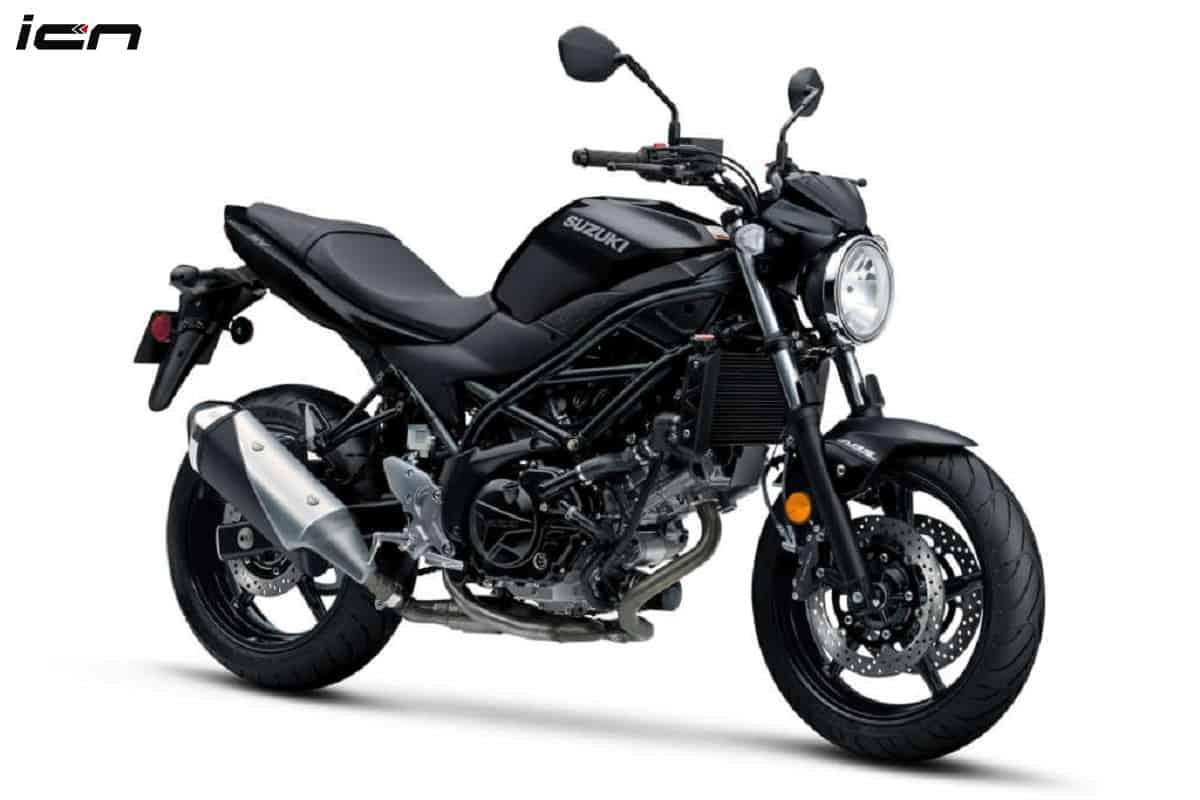 2020 Suzuki SV 650 India