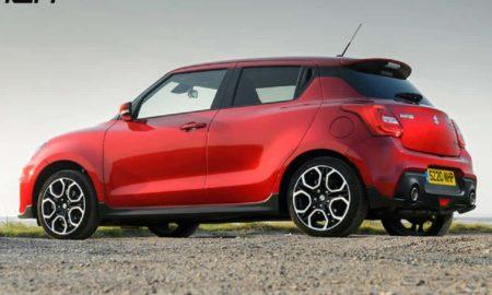 2020 Suzuki Swift facelift Sport Hybrid Specs